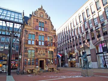 Goudkantoor, Groningen