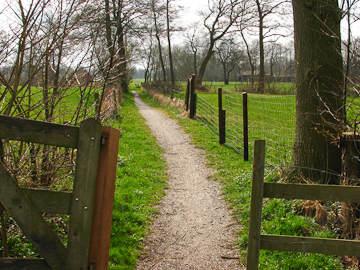 Het oude pad: 't Pad