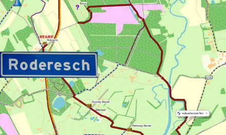 Geocaching-routes