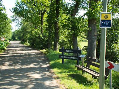 Lijnwandeling Roden-Groningen (16km)