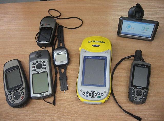 640px GPS Receivers 2007